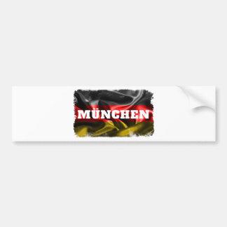 München Pegatina Para Auto