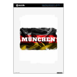 München Pegatinas Skins Para iPad 3