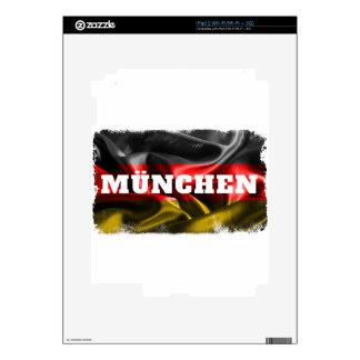München Skins Para eliPad 2