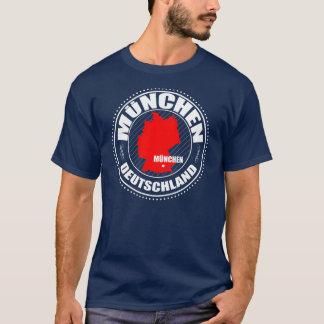 Munchen Stamp A002 T-Shirt