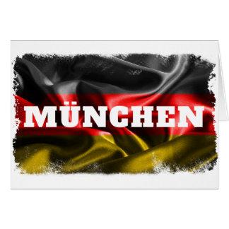 München Tarjeta De Felicitación