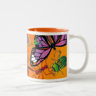 'Munchies' Two-Tone Coffee Mug