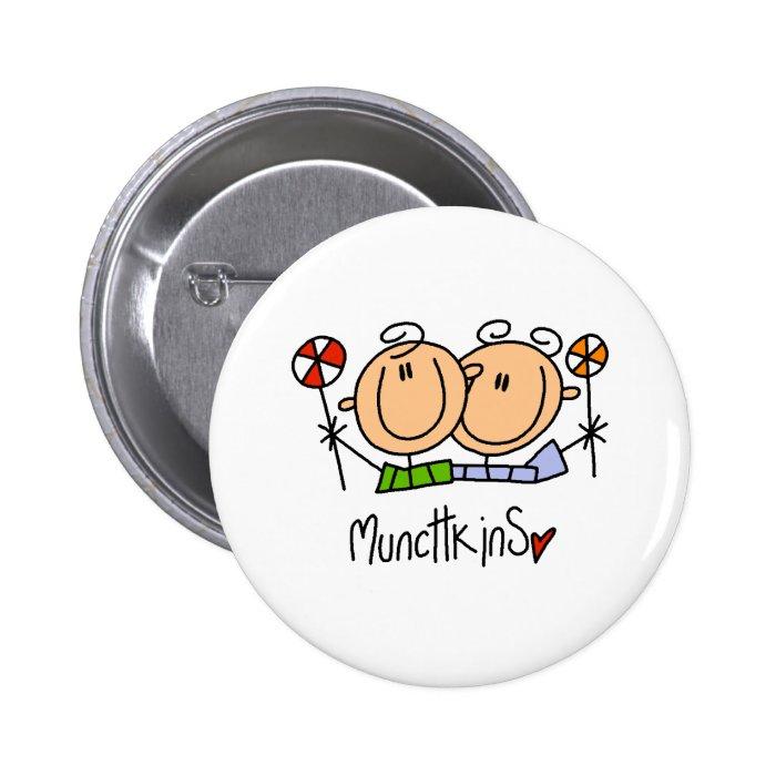 Munchkins Button