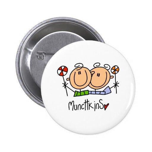 Munchkins Buttons