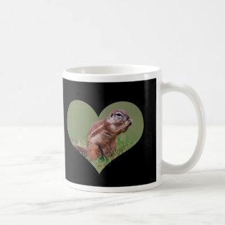 Munchkins Classic White Coffee Mug