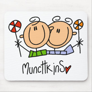 Munchkins Mouse Pad
