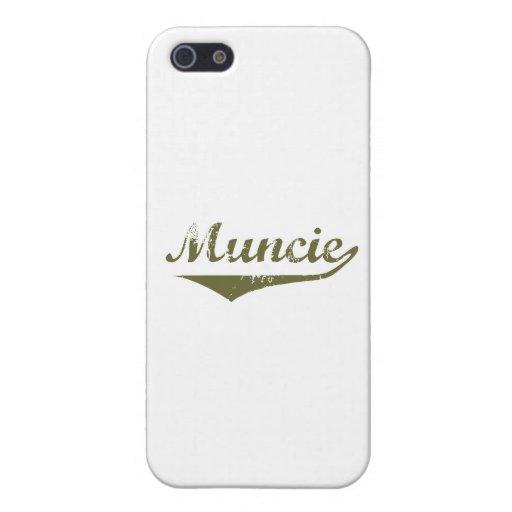 Muncie Revolution t shirts iPhone 5 Cases