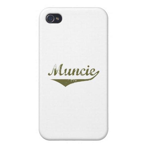 Muncie Revolution t shirts iPhone 4/4S Cases