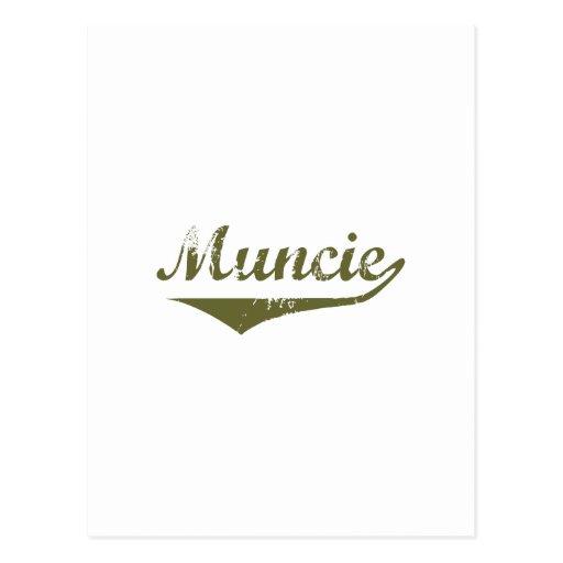 Muncie  Revolution t shirts Post Cards