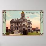 Muncie, tribunal de Indiana Póster