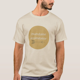 Mundane Assimilator Men's shirt