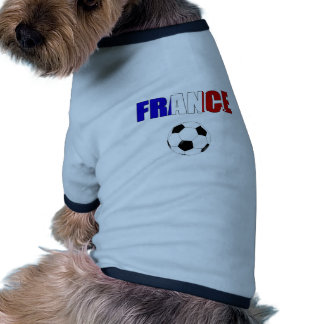 mundial 2010 de Francia Ropa De Mascota