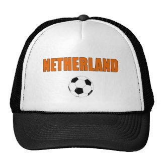 Mundial 2010 de Netherland Gorros Bordados