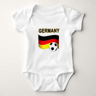 mundial 2010 del fútbol del fútbol de Alemania Playeras