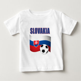 mundial 2010 del fútbol del fútbol de Eslovaquia Playeras