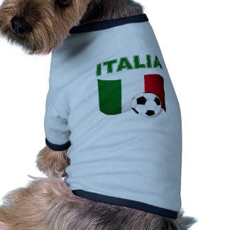 mundial 2010 del fútbol del fútbol de Italia Camisa De Mascota
