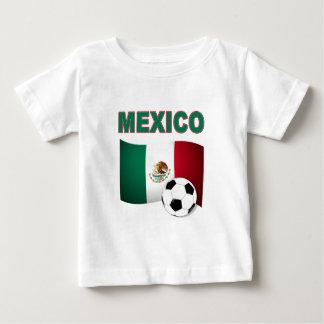 mundial 2010 del fútbol del fútbol de México Playeras