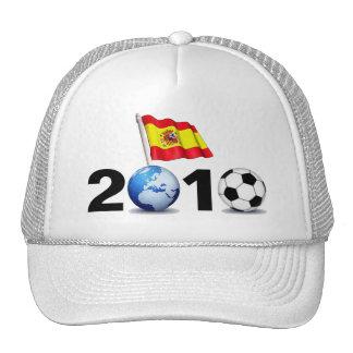 Mundial 2010 - España Gorros