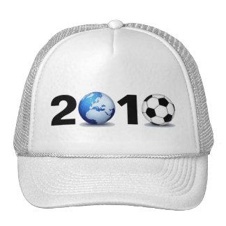 Mundial 2010 - Fútbol Gorro De Camionero