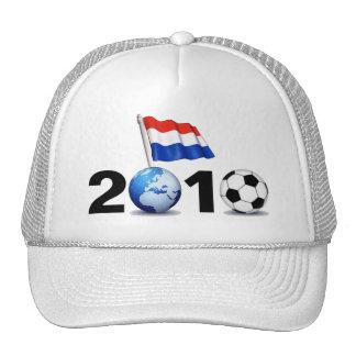 Mundial 2010 - Países Bajos Gorras