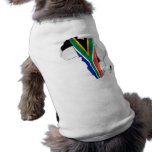 Mundial 2010 ropa de perros