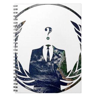 Mundial anónimo libretas