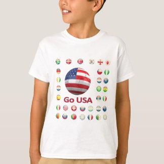 Mundial de los E.E.U.U. Suráfrica 2010 Camisas