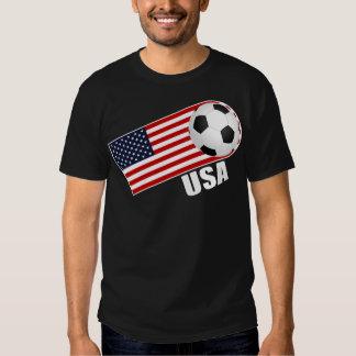 Mundial del fútbol de los E.E.U.U. Playera