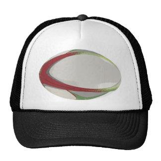 Mundial del melé del intento de la liga de fútbol  gorras
