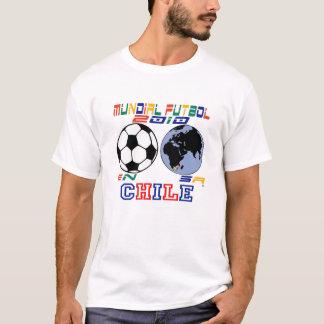 Mundial Futbol-CHILE T-Shirt