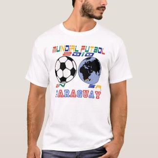 Mundial Futbol-Paraguay T-Shirt