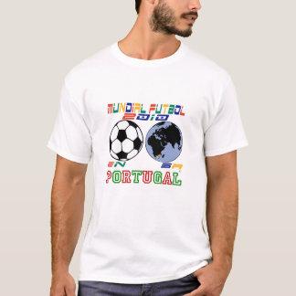 Mundial Futbol-PORTUGAL T-Shirt