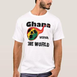 Mundial - Ghana contra el mundo Playera