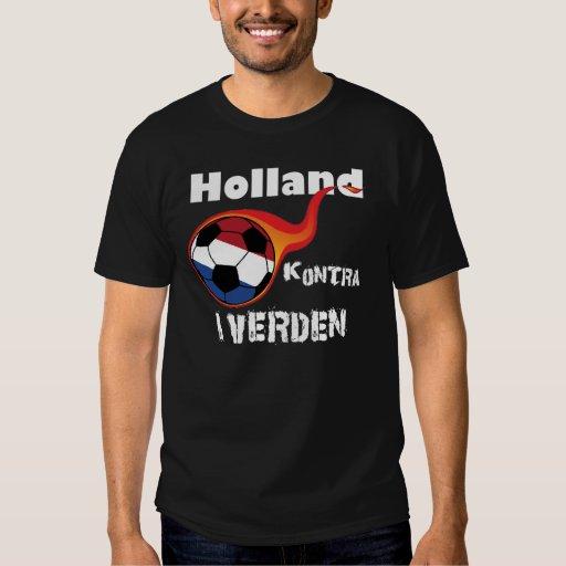 Mundial - Países Bajos contra el mundo Playera