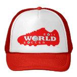 Mundial Red Hat 2011 Gorras De Camionero