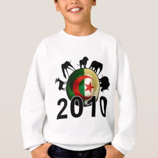 Mundo 2010 de Argelia Sudadera