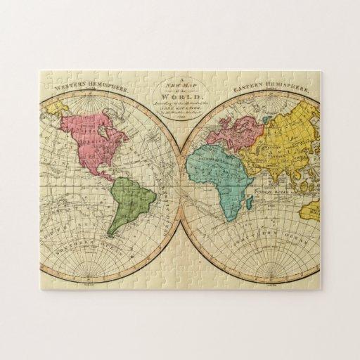 Mundo 3 puzzle con fotos