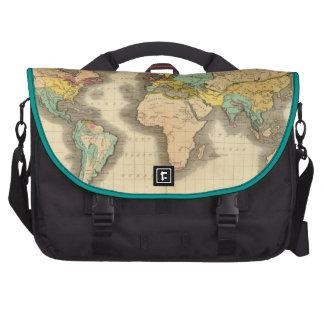 Mundo 6 bolsas para portatil