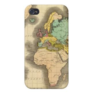 Mundo 6 iPhone 4 carcasas