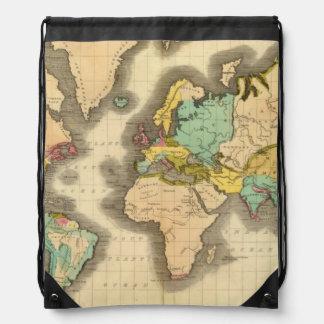 Mundo 6 mochilas