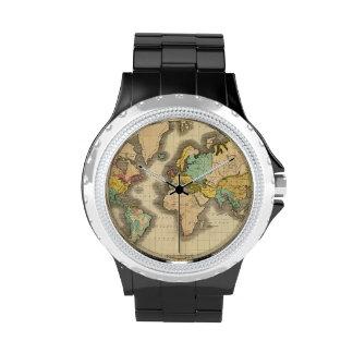 Mundo 6 relojes de pulsera