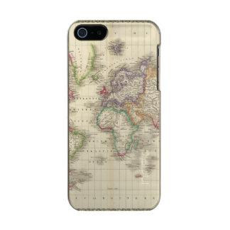 Mundo 9 carcasa de iphone 5 incipio feather shine