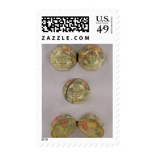 Mundo 9 sellos