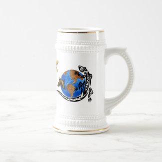 Mundo animal tazas de café