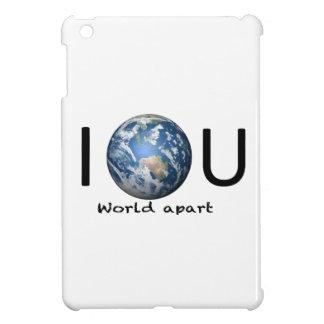 Mundo aparte iPad mini cobertura
