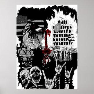 Mundo apocalíptico poster