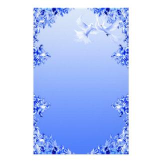 """""""Mundo azul"""" 16 del sauce Papelería De Diseño"""