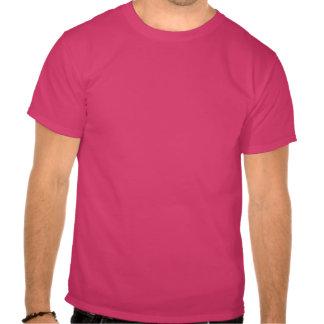 Mundo coloreado rosa playeras