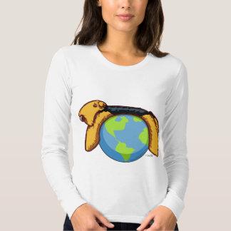 Mundo de Airedale Camisas