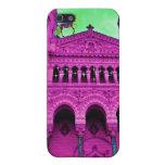 Mundo de fantasía colorido, unicornio iPhone 5 coberturas